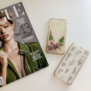2 Floral iPhone 7 Cases